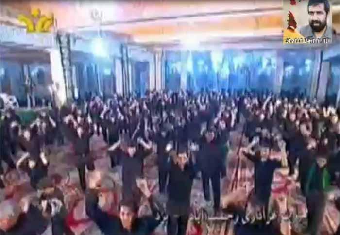 دانلود هیئت زنجیر زنی رحمت اباد یزد سال ۱۳۸۹ حسینیه آقا