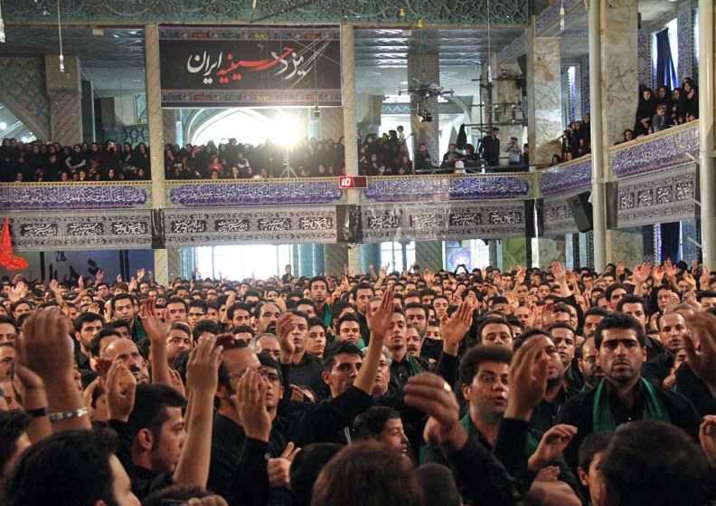 دانلود هیئت عزاداری محله چهار منار یزد سال ۹۰