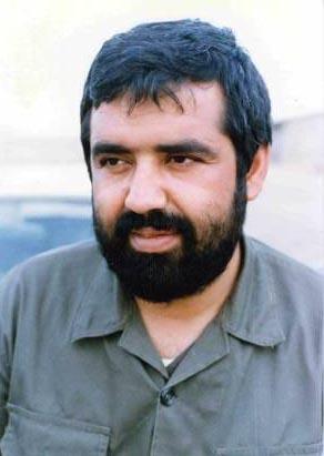 ۴ عکس از سردار شهید حاج حسن دشتی سری ۴