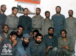 سردار شهید حاج حسن دشتی