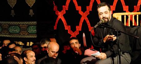 نوحه بسیار زیبای محبتت آقا منو شفا داده با مداحی محمود کریمی (شهادت امام رضا)