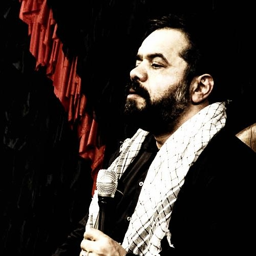 نوحه سینه زنی شب تاره بی قراره دلی که چاره نداره با مداحی حاج محمود کریمی