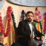 جشن ولادت امام زمان(عج) با مداحی محمود کریمی با نام هر کی مثل تو داره بیاره