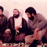 سردار دشتی در کنار سردار عزیز جعفری و آیت الله ناصری + عکس