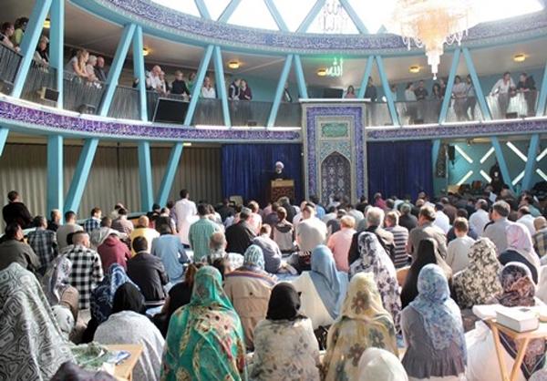 بازدید مسجد