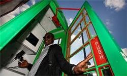 ایستگاههای خورشیدی شارژ تلفن