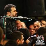 محمود کریمی شب هفتم محرم ۹۳ هیات رایه العباس