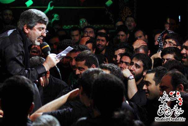 حاج محمد رضا طاهری