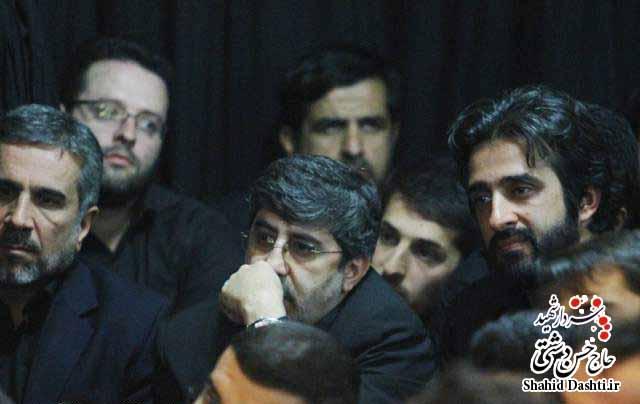حاج محمد رضا طاهری شب پنجم محرم ۹۳