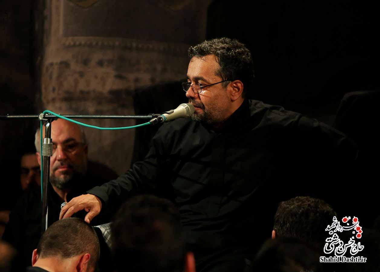 دانلود نوحه به پای پرچم سرخت چه سرها که نیفتادن شب اول محرم ۹۷ محمود کریمی