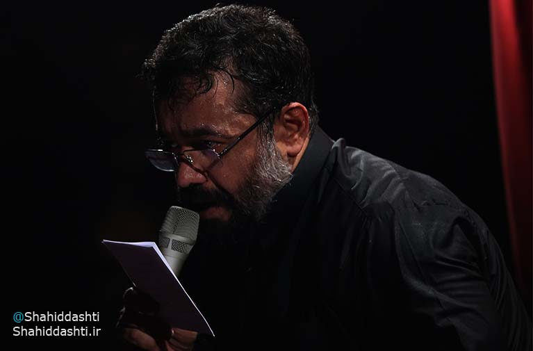 دانلود نوحه کجایی بابا شده نماز من شکسته با مداحی حاج محمود کریمی