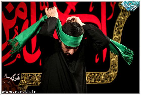 دانلود مراسم شب نهم (تاسوعا) محرم ۹۵ با مداحی بنی فاطمه با نام سقا مگه چقدر تا خیمه راهه