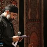 دانلود مراسم شب پنجم محرم ۹۵ با مداحی حاج محمود کریمی با نام عمو رسیدم از حرم تا بیام با تو