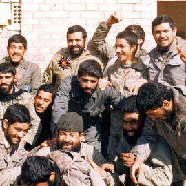 عکسی از شهید حاج حسن دشتی از سرداران یزد