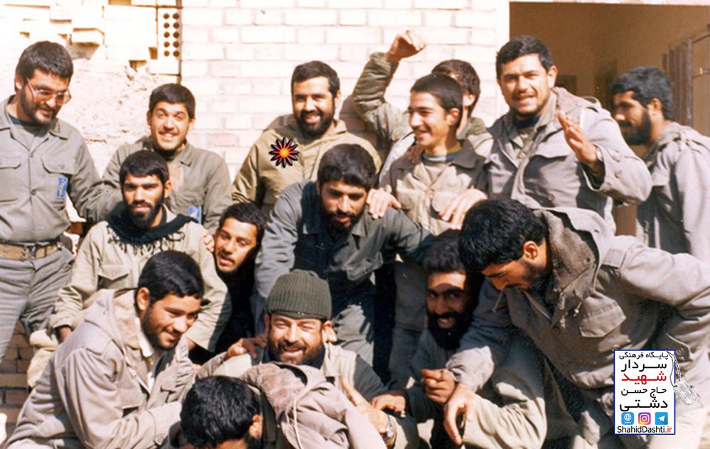 شهید حاج حسن دشتی